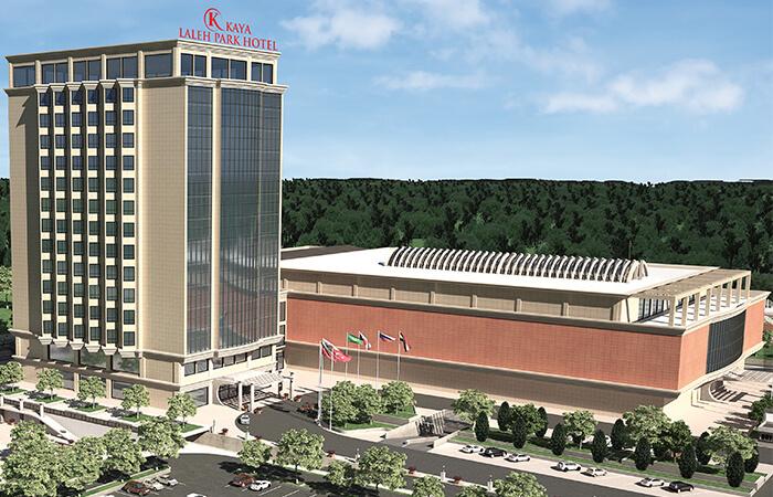 هتل کایا لاله پارک - سامانه معرفی و رزرو سالن های همایش و رویداد - سالن یاب ایوند